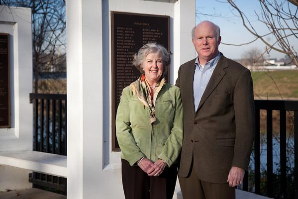 Nancy & David Hunter