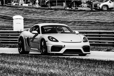 2021 SCCA TNiA Pitt May 20 Adv Yellow Porsche GT4