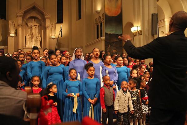 St. Leo's Christmas Concert 2013