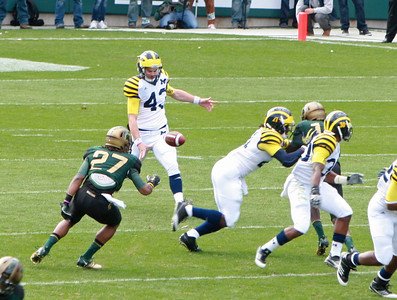 um at MSU football 2011