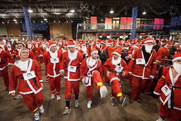 Brainwave Santa Dash 2013