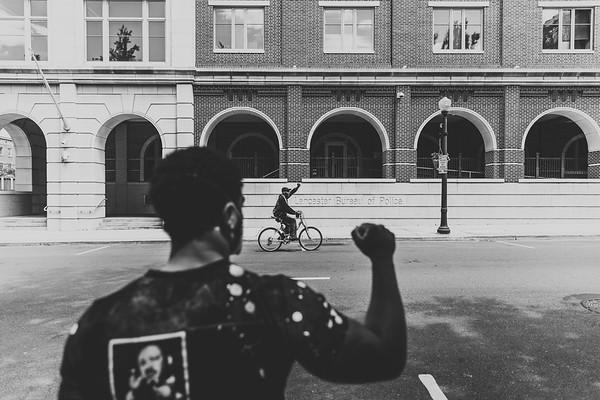 George Floyd Protests- Lancaster 2020