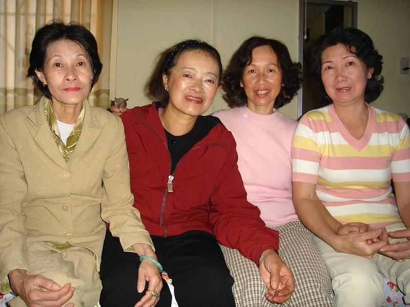 Lương Xuân Yến, Nguyên Nhung, Quang, Châu Ngọc Lan