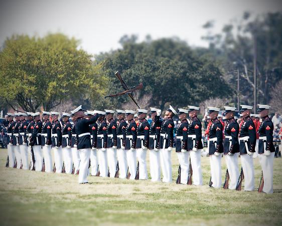 Silent Drill Team