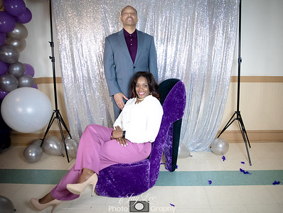 Mrs.Gray Backdrop Photos