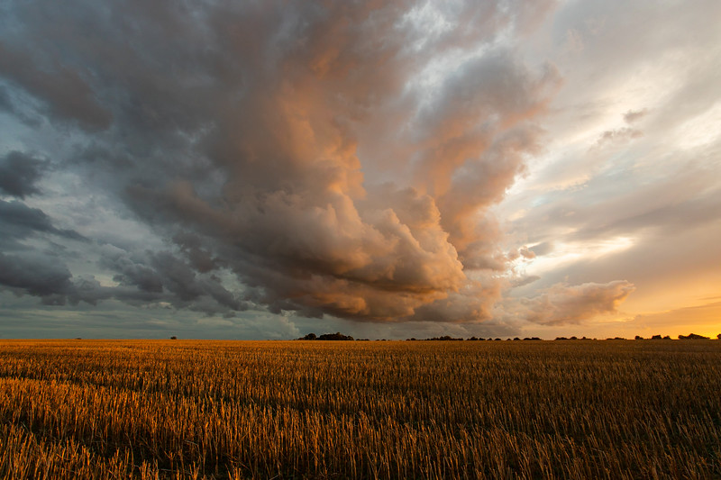 A Skåne Sunset