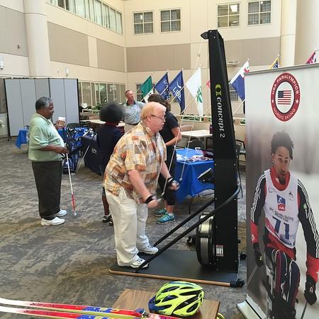 VA Adaptive Sports Expo - Minneapolis