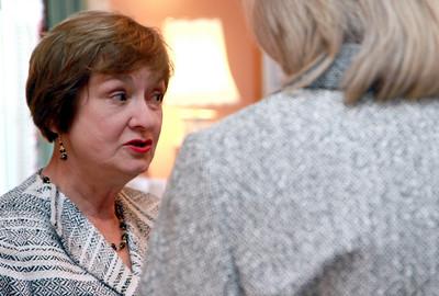 Trustee Reception 2011