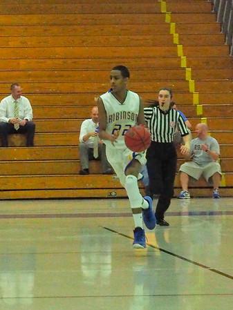 Boys freshman Basketball - 1/17/14