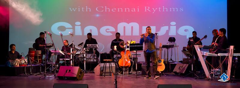 CineMusiq with Chennai Rythms 2013