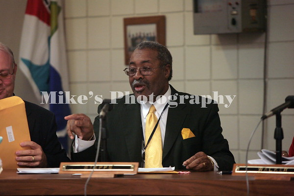 Pine Bluff City Council 12/17/07