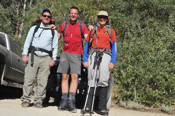 Mt. Humphreys Sept 14-15, 2010