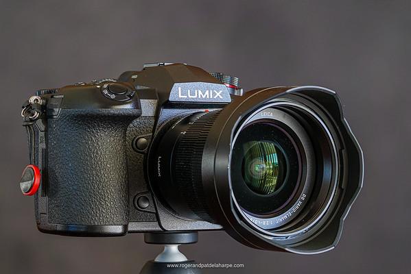 Panasonic Lumix G9 Camera Body