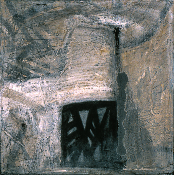 Painted Wall #83 (2002)