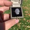 1.82ctw Diamond Cluster Ring 22