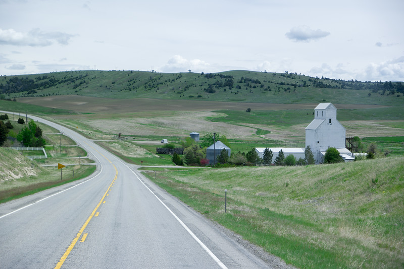 Near Belgrade, MT