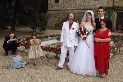Wedding Carminati, 2006.
