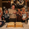 Odern & Sharon Toner from Patrican Park Newry celebrated their 25th Wedding Anniversary at a suprise party with family and friends in Belinies, Odern & Sharon are pictured with their family Carrie, Stacey, Lisa, Nathan and grand daughter Shakira. 06W38N77