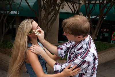 The Engagement of Andrew and Annalee
