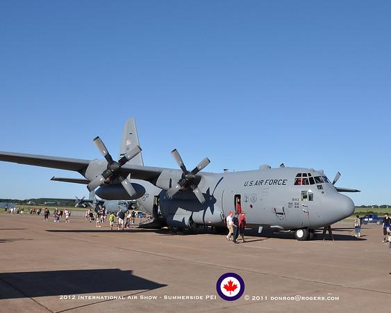 2012 Summerside Air Show