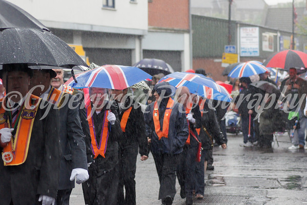 L.O.L No' 5 Sandy Row District Somme Anniversary Parade