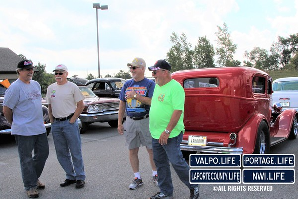Symphony of Chesterton Car Show 2017