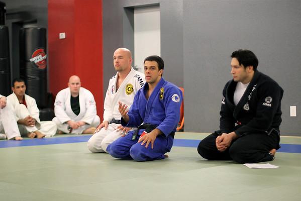 Robson Moura Seminar at RMNU in Corpus Christi, TX 03.27.10