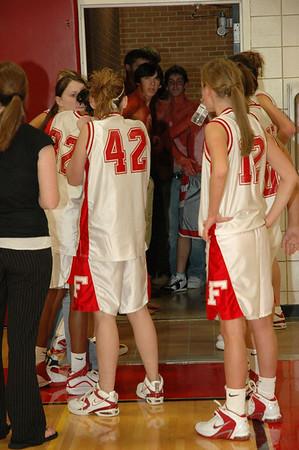 Girls Varsity Basketball - 2006-2007 - 10/19/2006 Newaygo JG