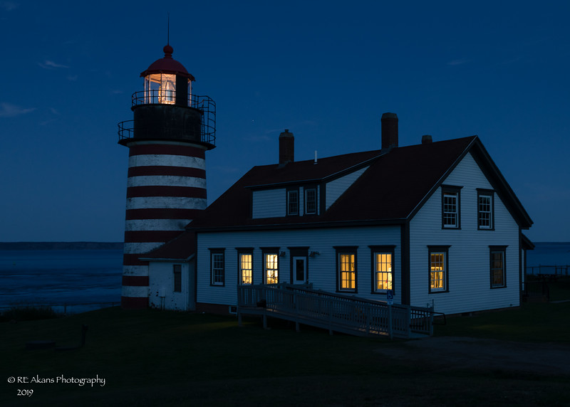Blue Hour at West Quoddy Light 9043 HDR.jpg