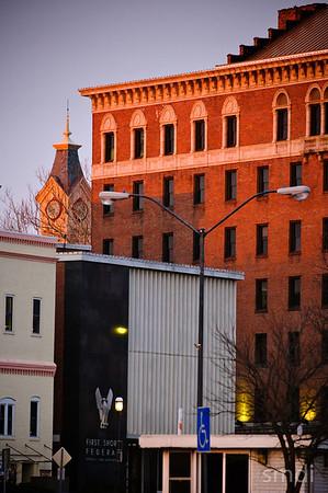 Downtown Salisbury