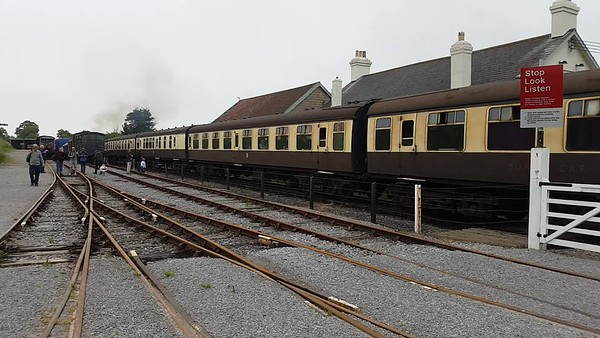 2018 - West Somerset Railway