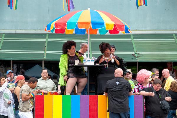 2011-6-19  Pride Parade