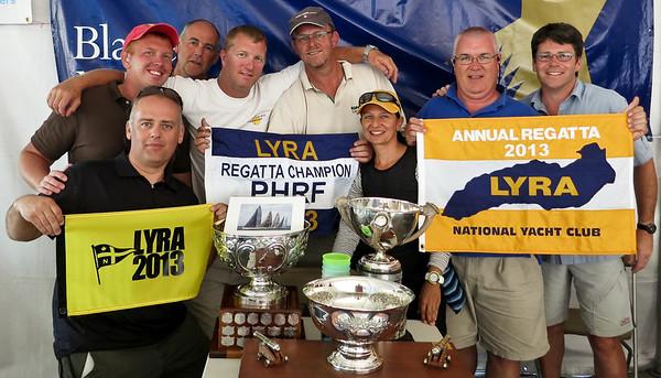 LYRA 2013 - Course Racing