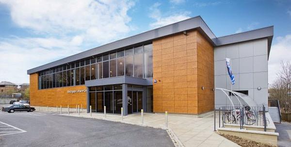 Parklex- Southgate Leisure Centre, London N14