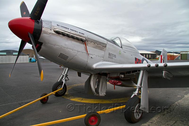 North American P-51D Mustang NZ2415