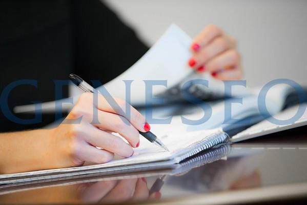 Stock Image: Writing