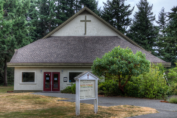 St Mary of the Incarnation - Metchosin