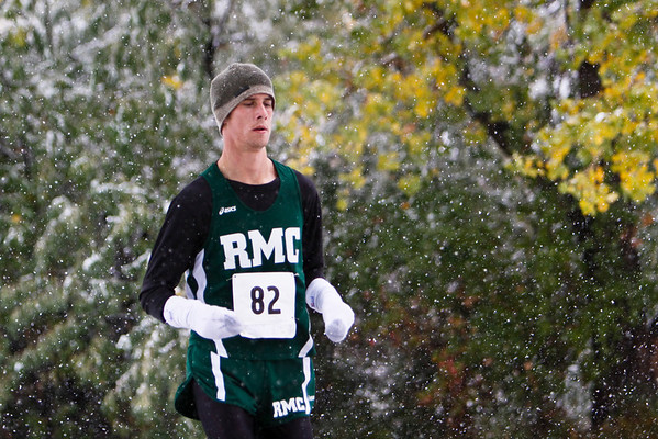 """Riverfront Park Race """"In the Snow"""" (10.11.08)"""