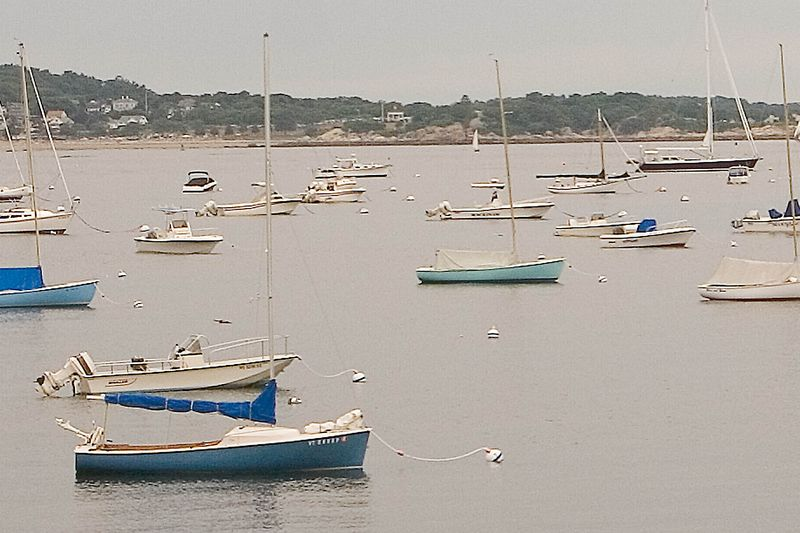 Gloucester Harbor view