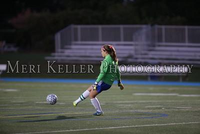 MHS vs Rogers Varsity Girls Soccer 10.19.17