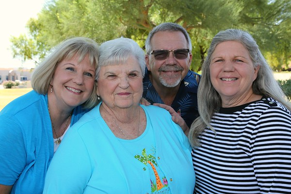 Sue's 80th Birthday