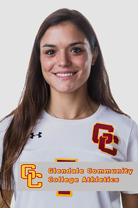 Women's Soccer Portraits