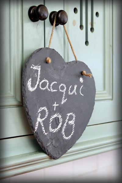 Jacqui & Rob's Wedding