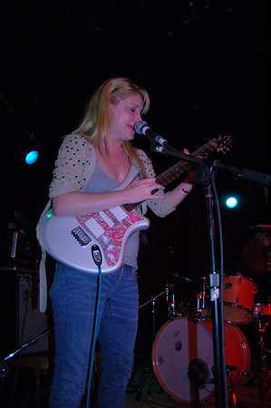 Marnie Stern @ Empty Bottle 2009