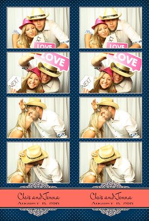 Chris and Jenna