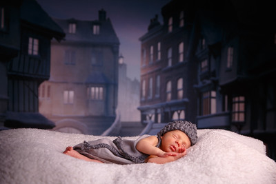 Newborn session - Zhanna