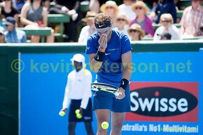 Priceline Kooyong Classic 2018 - Rafael Nadal v Richard Gasquet