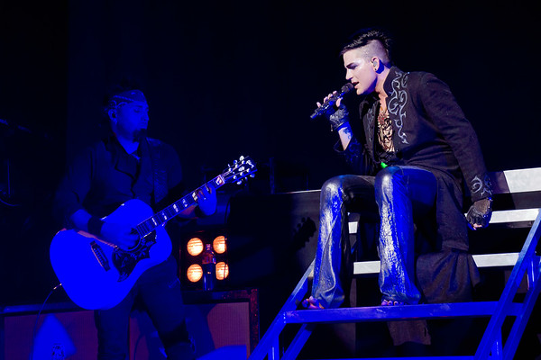 Adam Lambert, Peoria Civic Center, Glam Nation 2010