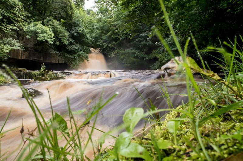 West Burton Cauldron Falls