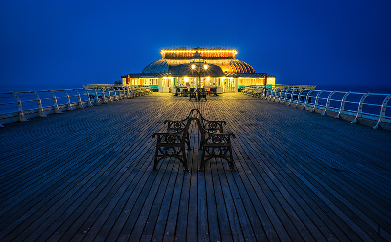 Cromer Pier, UK